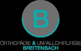 Logo Orthopädie und Unfallchirurgie Breitenbach